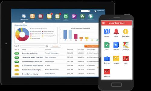 Treinamento Oracle Sales Cloud